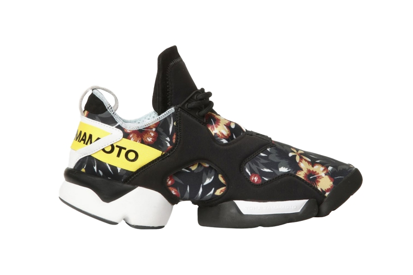 Y-3- Floral Collection 2015-Kohna
