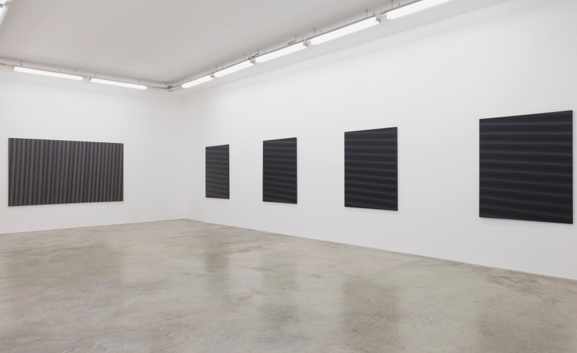 iew of the exhibition ORIGIN, Lee Seung-Jio, Courtesy of Galerie Perrotin, Photo Claire Dorn