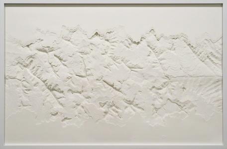 NORIKO AMBE Reflection, 2012-2015, Lora Reynolds Gallery